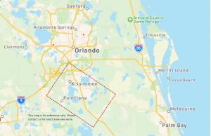 Osceola County Florida Locations